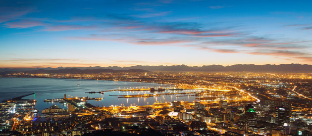 Seven luxury self catering spots in Cape Town