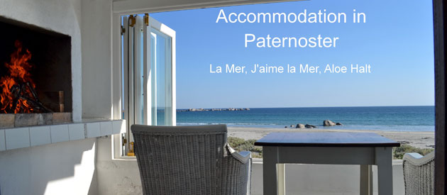 PATERNOSTER SELF CATERING ACCOMMODATION