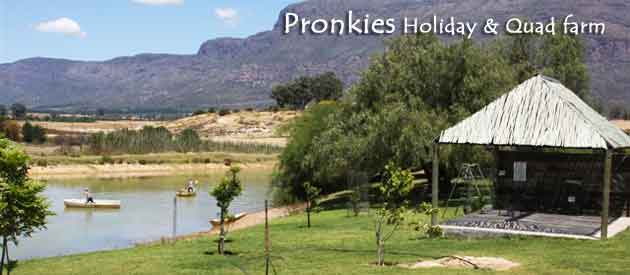 PRONKIES HOLIDAY & QUAD FARM