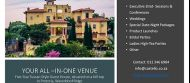 Castello di Monte - Your All - In - One Venue